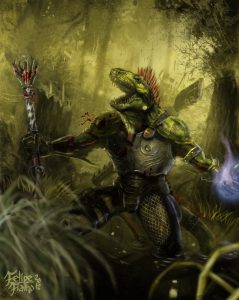 lizard_warrior_by_fialhorn-d5xn8kk